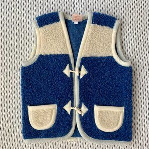 100% Wool Vest | L (10/11)